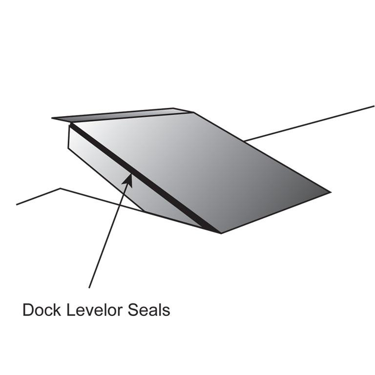 Dock Leveler Weatherseals