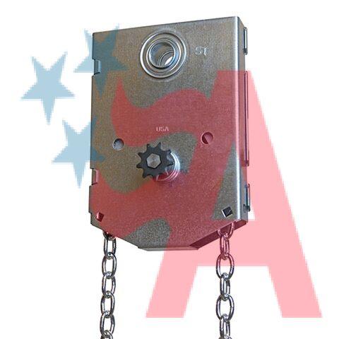 1 1 4 Jackshaft Chain Hoist 4 To 1 Ch401j114
